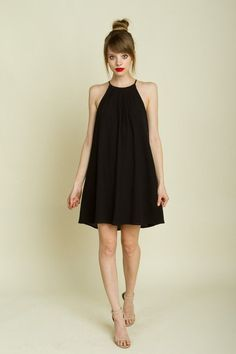 TCEC For All The Basics Dress