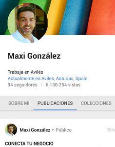 Ya es oficial.  Gracias a tod@s. 6.000.000 en menos de 2 años.  www.maxisagenda.blogspot.com