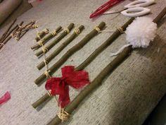 Lavoretto di Natale: un alberello da appendere