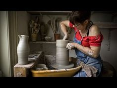 Lisa Hammond: 'A Sense of Adventure' feature film about British potter - YouTube