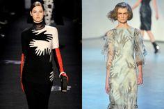 Diane von Furstenberg versus Rodarte by http://tupersonalshopperviajero.blogspot.com.es/2012/02/8-impresiones-sobre-la-mb-fashion-week.html