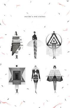 Jasu Hu (via Welcome to The Association Of Illustrators | The AOI)