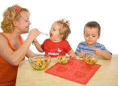 Kinderent: TEACHING YOUR CHILD GOOD EATING HABITS