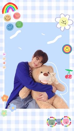 Soft Wallpaper, Kawaii Wallpaper, Pattern Wallpaper, Online Portfolio Design, Polaroid Decoration, Cute Lockscreens, Korean Boys Ulzzang, Treasure Boxes, Photo Cards