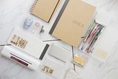 fun size beauty: EVENT + HAUL: MUJI Back to School Stationary and Organization
