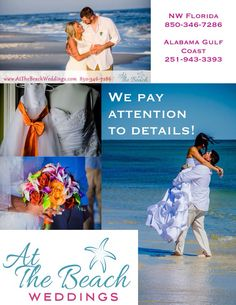 Beautiful Beach Wedding Photography   Gulf Coast Florida/Alabama Beaches  Destin   Orange Beach   Gulf Shores   www.albeachphotographer.com