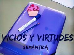 ESPAÑOL EXTRANJEROS. Victoria Monera.: SEMÁNTICA