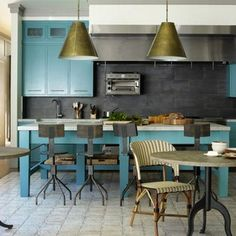 Bobby Flay's Home Kitchen
