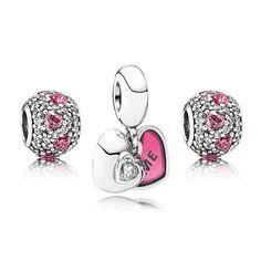 Pandora Me & You Forever Charm Set | John Greed Jewellery