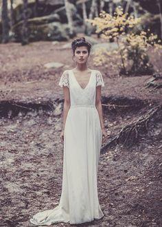 Robes de Mariée : Laure de Sagazan Collection 2013