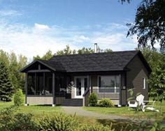 House Plan 52786 Elevation