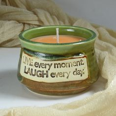 Soy Candle Jar with