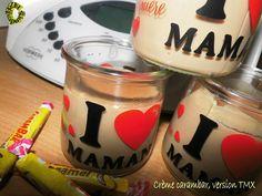 Crème carambar, version TMX