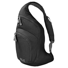 Jack Wolfskin Centennial Backpack Black One Size -- This is an Amazon Affiliate link. Click on the image for additional details.
