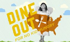Today you have an opportunity to be part of a movement that is putting a stop to childhood hunger. Click to find out how you can get involved with the #nokidhungry #TwEATout