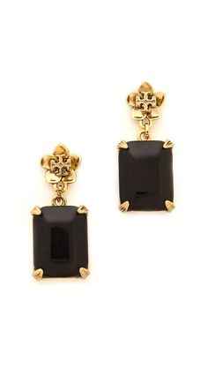 Tory Burch Cecily Drop Earrings
