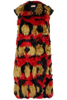 Marni Alpaca and wool-blend gilet | NET-A-PORTER