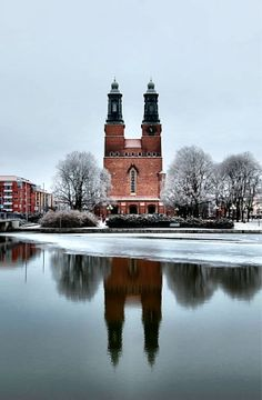 Church in Eskilstuna, Sweden.
