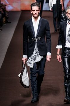 Etro - Men Fashion Spring Summer 2014 - Shows - Vogue.it