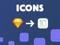 iOS 10 app icon template for Sketch by Josh Holloran