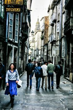 Santiago de Compostela (1970's)