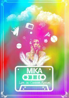 Fan Art for Mika's 10th anniversary
