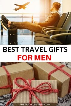 Travel Gift Ideas for Him | Best Travel Gifts for Men | Mens Travel Gift Guide | Boyfriend Travel Gift | Gift for Traveler Men Dads | Christmas Holiday Travel Gifts | Gifts for Travelers Men Unique | Gifts for Traveling Husband | Mens Travel Essentials | Travel Gear for Men | Travel Gadgets for Men | Gift for Traveler Men Guys #travelgiftsformen #travelgiftsforhim
