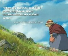 Ghibli Quote