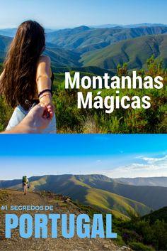 Já ouviste falar das Montanhas Mágicas de Portugal?  Vem descobri-las connosco!