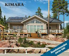 Cello-tuotteilla sisustettu Kimara Aurinkorinne voitti Paras talo - ja Paras sisustus -äänestykset Hyvinkään Asuntomessuilla 2013. Kimara Aurinkorinne - the winner house of Hyvinkää housing fair 2013