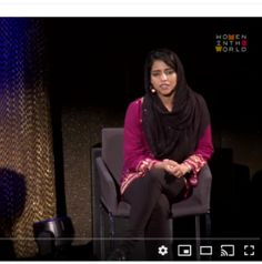A teenage afghan rapper shares how music helped her escape from becoming a child bride and fuels her mission to fight against child marriage around the world. Change The World, The Voice, Rapper, How To Become, Marriage, Politics, Learning, Children, Music