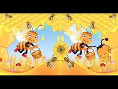 Cancion abejas y miel - YouTube