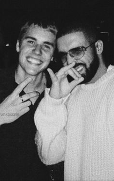 Justin and Drake The ultimate Canadians