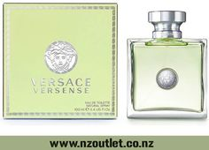 Versace_Versense by Versace,Eau De Toilette Spray for Women The new perfume for women promises to highlight notes from the Mediterranean and to perfectly interpret the contrast between freshness and sexiness. The fragrance notes include bergamot, green mandarin, fig, sea lily, cardamom, jasmine, cedar, sandalwood, olive wood and musk. http://nzoutlet.co.nz/product/product_details/VERSACE-VERSENSE-EDT