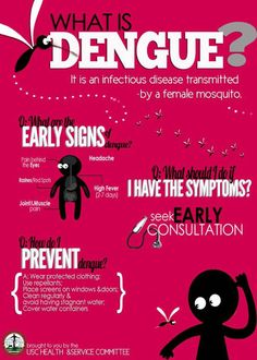 What is the mosquito-borne virus Dengue fever?