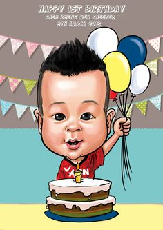 Custom Caricatures illustration from photos/ Cartoon Portrait illustration/ Personalized Gifts for Colleagues, Friends and Family - Karykatura - Cartoon Sketches, Cartoon Styles, Personalised Gifts For Friends, Personalized Gifts, Wedding Caricature, Birthday Cartoon, Gifts For Colleagues, Portrait Cartoon, Anime Muslim