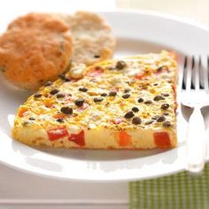 Anytime Frittata (low carbs)