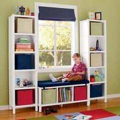 Make All Three Shelves For 40 Box Train Bookshelf Knock