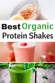 Protein shakes are an amazing way to get a lot of nutrition in a single cup of awesome! You get plenty of protein, great flavor, a bit of carbs for energy, and a small amount of healthy fat.