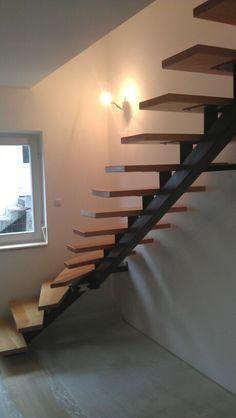 Jednorozne L stepenice