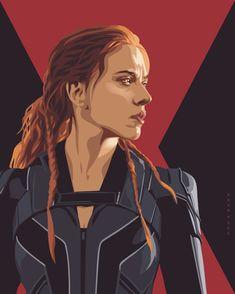 Marvel's Black Widow by ratscape on DeviantArt