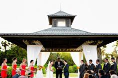 18_half-moon-jamaica-wedding Lily Pond Gazebo min 50 people required for this venue #beachwedding #iconicweddings www.IconicWeddings.com