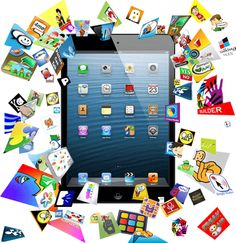 Jane Farrall's AAC Apps Listings: 1) Apps with picture symbols; 2) Apps with both pictures and text/print; 3) Apps with only text/print