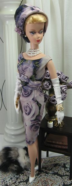 Approaching Dusk for Silkstone Barbie and similar size dolls on Etsy now