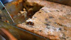 Arepa - dominikansk kake med kokosmelk Banana Bread, Cake Recipes, Cooking Recipes, Baking, Desserts, Food, Tailgate Desserts, Deserts, Easy Cake Recipes