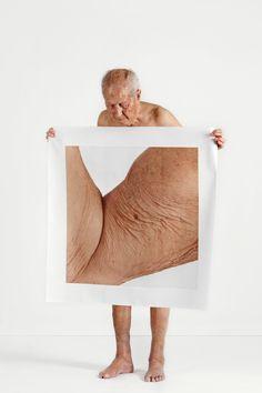 Image result for Body Perceptions – Une artiste confronte ses modèles aux distortions de leurs corps (image)