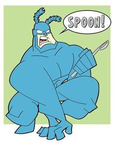 SPOON! - The Tick