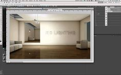 Cinema 4D IES Lighting