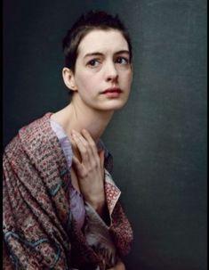 Anne Hathaway Masterpiece Portrait by Annie Leibovitz