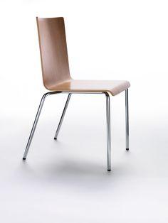 Form-tuoli nelipistejalustalla | Julkitilakalusteet | Martela